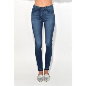3x1 NYC Higher Ground High Rise Skinny Ankle Jeans